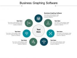 Business Graphing Software Ppt Powerpoint Presentation Ideas Themes Cpb