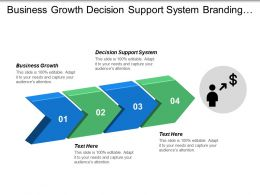 Business Growth Decision Support System Branding Performance Marketing