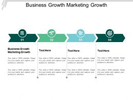 Business Growth Marketing Growth Ppt Powerpoint Presentation Slides Show Cpb