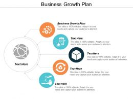Business Growth Plan Ppt Powerpoint Presentation Icon Ideas Cpb