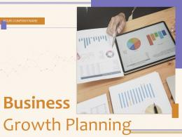 Business Growth Planning Powerpoint Presentation Slides