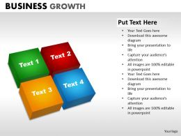 Business Growth ppt 25