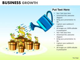 Business Growth ppt 3