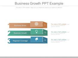 Business Growth Ppt Example