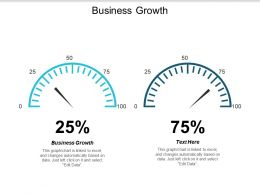 Business Growth Ppt Powerpoint Presentation Professional Topics Cpb