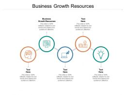 Business Growth Resources Ppt Powerpoint Presentation Layouts Guide Cpb