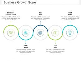 Business Growth Scale Ppt Powerpoint Presentation Infographics Graphics Cpb