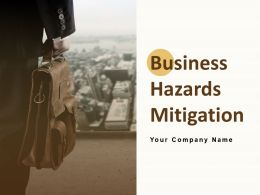 Business Hazards Mitigation Powerpoint Presentation Slides