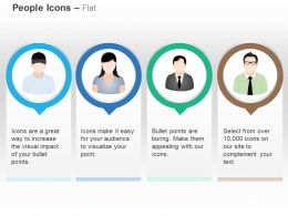 Business Hr Peoples Team Selection Ppt Icons Graphics