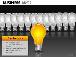 Business Idea PPT 15