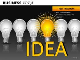 Business Idea PPT 17