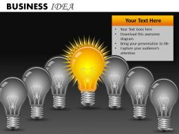 Business Idea PPT 18