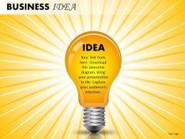 Business Idea PPT 1