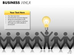 Business Idea PPT 20