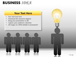 Business Idea PPT 21