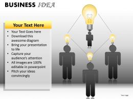 Business Idea PPT 22