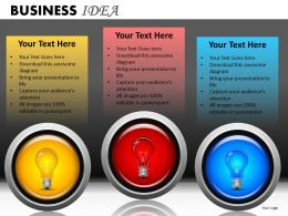 Business Idea PPT 25