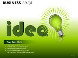 Business Idea PPT 26