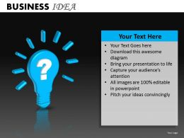 Business Idea PPT 29