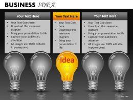 Business Idea PPT 9