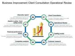 Business Improvement Client Consultation Operational Review