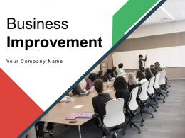Business Improvement Process Optimization Growth Marketing
