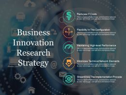Business Innovation Research Strategy Ppt Images Gallery