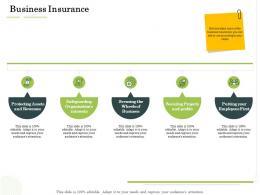 Business Insurance Administration Management Ppt Ideas