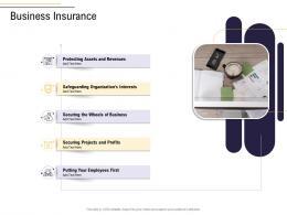 Business Insurance Business Process Analysis Ppt Topics