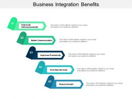 Business Integration Benefits