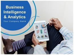 Business Intelligence And Analytics Powerpoint Presentation Slides