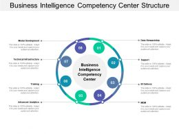 Business Intelligence Competency Center Structure