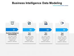 Business Intelligence Data Modeling Ppt Powerpoint Presentation Inspiration Skills Cpb
