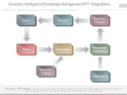 Business Intelligence Knowledge Management Ppt Infographics