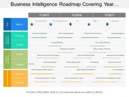 20896037 Style Essentials 1 Roadmap 3 Piece Powerpoint Presentation Diagram Infographic Slide