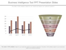 Business Intelligence Tool Ppt Presentation Slides