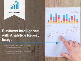 Business Intelligence With Analytics Report Image