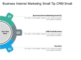 Business Internet Marketing Small Tip Crm Small Business Sales Cpb