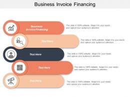 Business Invoice Financing Ppt Powerpoint Presentation File Graphics Download Cpb