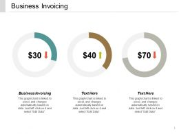 Business Invoicing Ppt Powerpoint Presentation File Gallery Cpb