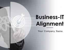 Business It Alignment Powerpoint Presentation Slides