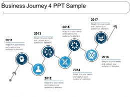 Business Journey 4 PPT Sample