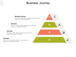 Business Journey Ppt Powerpoint Presentation Gallery Pictures Cpb
