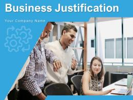 Business Justification Improvements Strategic Requirements Inorganic Growth Financial