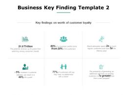 Business Key Finding Customer Loyalty Growth Ppt Powerpoint Presentation File Ideas
