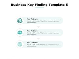 Business Key Finding Management Ppt Powerpoint Presentation File Information