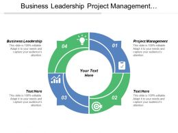 Business Leadership Project Management Programming Training Business Funding