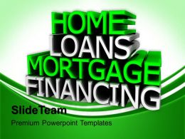Business Level Strategy Definition Powerpoint Templates Home Loans Marketing Ppt Designs
