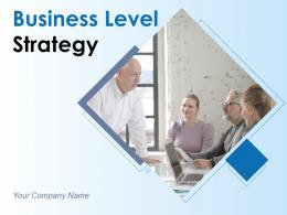 Business Level Strategy Source Analysis Corporate Manufacturing Department Hierarchy Planning
