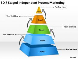 business_logic_diagram_3d_7_staged_independent_process_marketing_powerpoint_templates_0522_Slide01